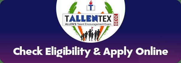 TALLENTEX Exam Application Form